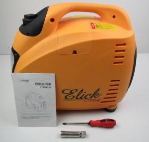 エリック Elick 小型 インバーター 発電機 DY1500LBI