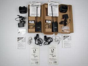 アルインコ ハンディ トランシーバー 2台セット DJ-R100D