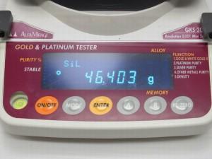 貴金属テスター GKS-300 比重測定器03