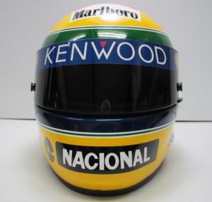 アイルトン・セナ 1993年 仕様 レプリカ ヘルメット01