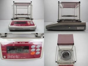 貴金属テスター GK-2000 03