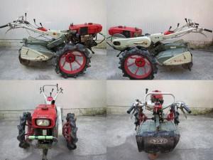 ヤンマ- 農用トラクタ- 歩行型 YC70-G 1