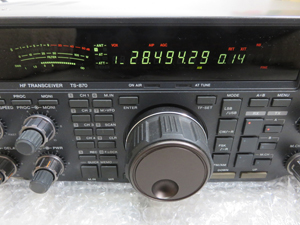 KENWOOD ケンウッド HFトランシーバー TS-870S 販売