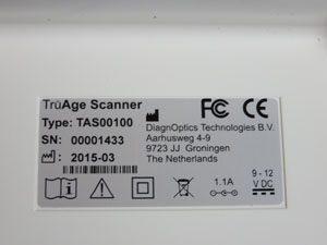 モリンダ Ageスキャナー TAS-00100
