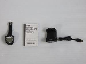 エプソン EPSON Wristable GPS ウォッチ SF-110B