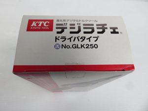 KTC デジラチェ ドライバタイプ GLK250