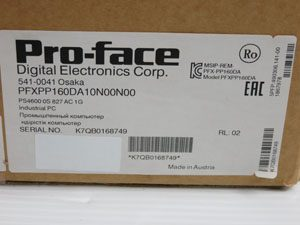 Pro-face プログラマブル表示器 販売