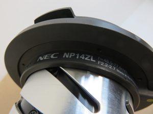 新品 NEC プロジェクター ズームレンズ