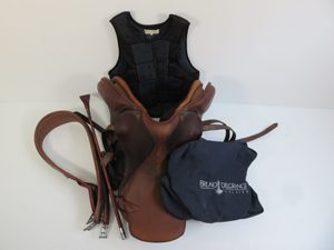 Bruno Delgrange Saddle 障害鞍