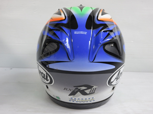 Arai RX-7 RR3 フルフェイスヘルメット 井筒レプリカ 販売