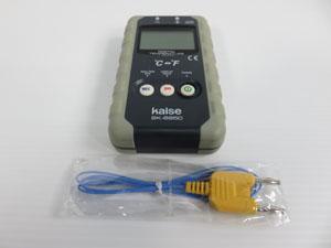 カイセ デジタル温度 販売