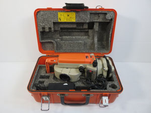 PENTAXトータルステーション RS-20C 販売