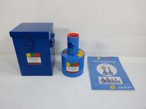三洋試験機工業 検定器 テストアンビル コンクリートテストハンマー 販売
