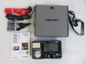 HIOKI デジタルメガー 販売