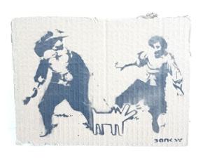バンクシー Banksy 販売