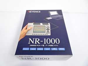 KEYENCE キーエンス モバイル型温度レコーダ 販売