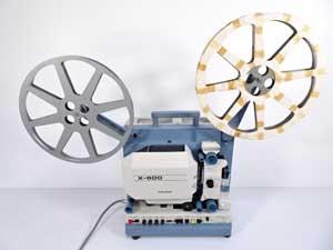 HOKUSHIN 北辰 16mm映写機 X-600 販売