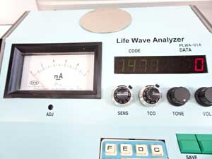Life wave Analyzer PLWA-01A 波動測定器 販売
