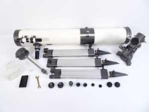 MIZAR ミザール 天体望遠鏡 SP-100L型 販売