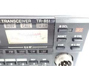 KENWOOD ケンウッド TR 851D 販売