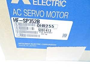三菱電機 MITSUBISHI サーボモーター HF-SP352B 販売