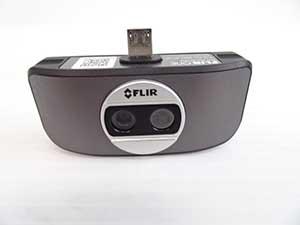FLIR ONE 赤外線サーモグラフィー 販売